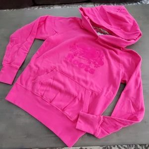 Roots canada size small pink hoodie